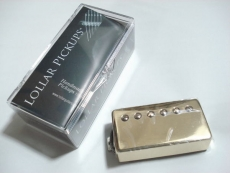 LOLLAR IMPERIAL HUMBUCKER NECK nickel cover, 4 conductor wire Oulu
