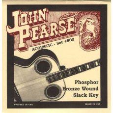 John Pearse 800 Slack Key [Open Tuning]