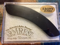 JOHN PEARSE EBONY JUMBO ARMREST