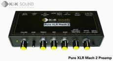 K&K PURE XLR MACH 2 PREAMP