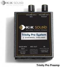 K&K TRINITY PRO PREAMP