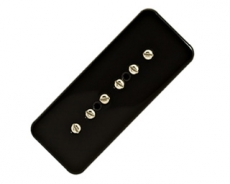 LOLLAR 50's WIND P-90 SOAPBAR NECK, BLACK