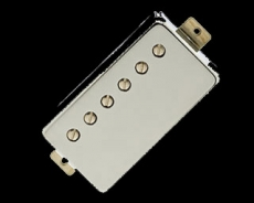 LOLLAR IMPERIAL LOW WIND HUMBUCKER BRIDGE nickel cover 4 conductor wire Oulu