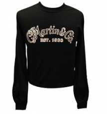 Men's Long Sleeve Tee with Logo in white Oulu