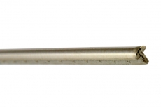 Stainless Steel Fret Wire, Vintage Medium