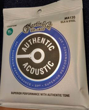 Authentic Acoustic SP® Strings MA130 Oulu