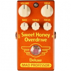 MAD PROFESSOR SWEET HONEY OVERDRIVE DELUXE Oulu