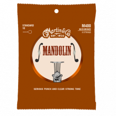 Martin Retro Mandolin Strings M465 Medium