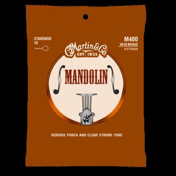 Martin Retro Mandolin Strings M465 Medium
