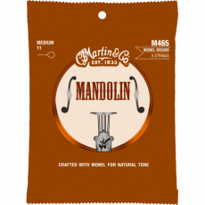 Martin Retro Mandolin Strings M465 Medium Oulu
