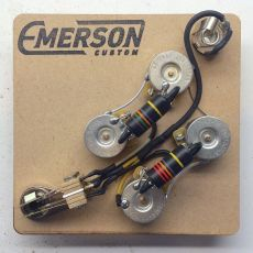 EMERSON CUSTOM SG PREWIRED KIT Oulu