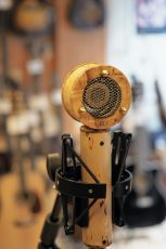 Timbre Tones Microphone Curly Birch Oulu