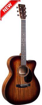 Martin OMC-16E Burst Ovangkol Guitar