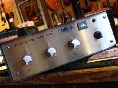PASO AMP HEAD
