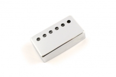 Mixed 49 and 53 Humbucking Pickup Cover Set, Nickel