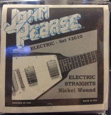 JOHN PEARSE 2610 Electric Straights Oulu