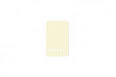 Parchment 1-Ply Tremolo Spring Cover
