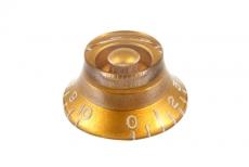 Gold Bell Knob 0-10 PAIR PK-0140-032 Oulu