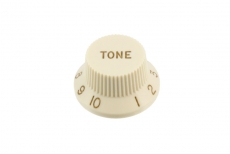 Parchment Tone Knobs for Stratocaster Oulu