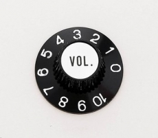 WITCH HAT VOLUME KNOB PARI PK-3244-023 Oulu