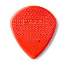 DUNLOP JAZZ III MAX GRIP
