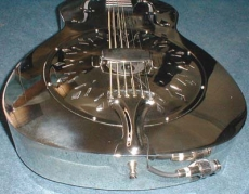 K&K PURE RESONATOR BB PICKUP