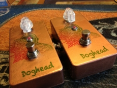 REAL AUDIO DEVICES DOGHEAD FUZZ