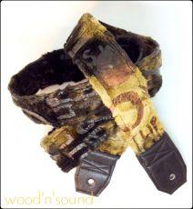wood'n'sound handmade strap