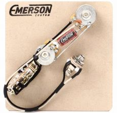 EMERSON CUSTOM REVERSE CONTROL 3-WAY TELECASTER PREWIRED KIT