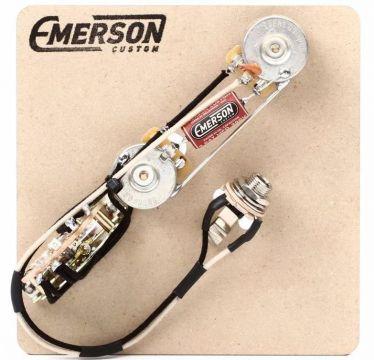 EMERSON CUSTOM REVERSE CONTROL 4-WAY TELECASTER PREWIRED KIT