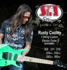 SIT SS-S7960RC- Rusty Cooley Signature 7-String Power Wound