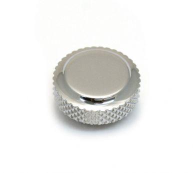 Large Chrome Knob-Locker for Schaller