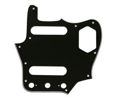 Black Pickguard for Jaguar®
