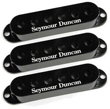 SEYMOUR DUNCAN S-COVER BLACK Oulu