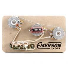 EMERSON CUSTOM 5-WAY STRAT PREWIRED KIT Oulu