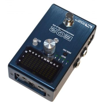 SOURCE AUDIO EQ2 PROGRAMMABLE EQUALIZER Oulu