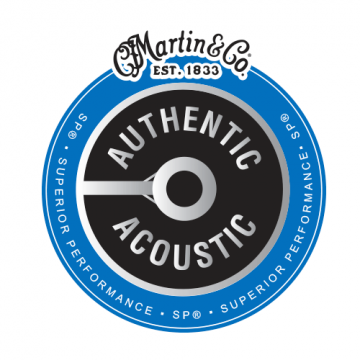 Authentic Acoustic SP® Strings Silk & Steel MA130, 11.5-47
