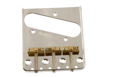 Wilkinson® Staggered Saddle Bridge for Telecaster®