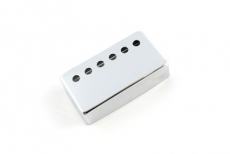 Mixed 49 and 53 Humbucking Pickup Cover Set, Chrome