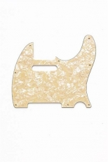 Cream Pearloid Pickguard for Telecaster Oulu