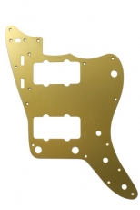 Gold Anodized Pickguard for Jazzmaster