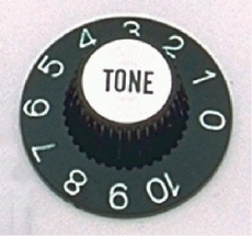 WITCH HAT TONE KNOB PARI PK-3242-023 Oulu