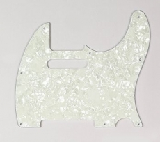 Mint Pearloid Pickguard for Telecaster Oulu