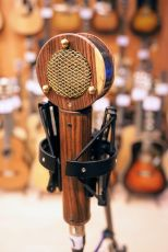 Timbre Tones Microphone Rosewood Oulu
