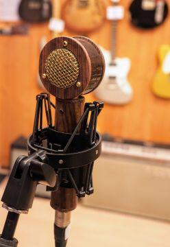 Timbre Tones Microphone Ruusupuu Oulu