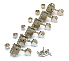 Gotoh 6-in-line Vintage Keys Nickel Oulu