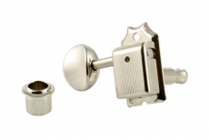 Gotoh Left Handed 6-in-line Keys Nickel