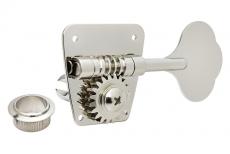 Gotoh 4-in-line Open Gear Nickel Bass Keys