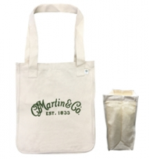 Organic Canvas Tote with Logo 18N0184