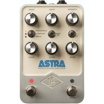 UNIVERSAL AUDIO ASTRA MODULATION PEDAL